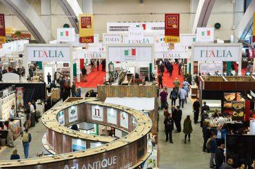 IN SAN FRANCISCO THE WINTER FANCY FOOD SPEAKS ITALIAN