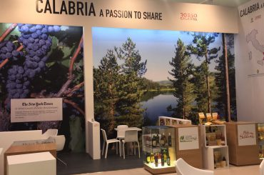 Following the resounding success in the USA, Calabria proves to be the main 2017 trendsetter among Italian regions at the German event