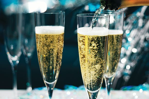 foto champagne