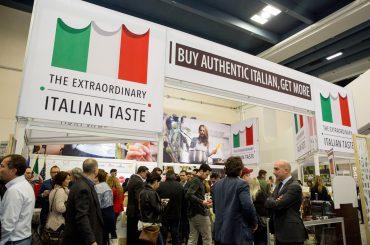 WINTER FANCY FOOD SPEAKS ITALIAN IN SAN FRANCISCO